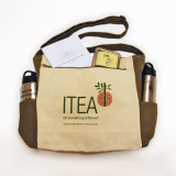 Institute of Taoist Education and Acupuncture shoulder tote