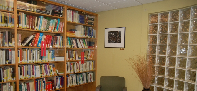Institute of Taoist Education and Acupuncture library